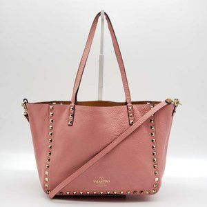 Authentic VALENTINO Leather Reversible Bag